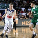 Victorias de Efes y Madrid, a una de la @EuroLeague Final Four (Playoffs 2017, MVP)