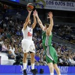 @EuroLeague Playoffs: Victorias del Olympiacos y del Madrid (MVP)