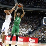 1 a 1 en Olympiacos – Efes y en Madrid – Darüşşafaka (@EuroLeague Playoffs, MVP)