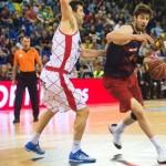 Victorias del Barcelona y del Málaga (ACB 2016-2017, MVP, J32), Playoffs a la vista
