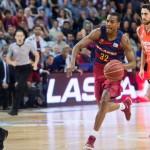 Victoria del Barcelona y del Gran Canaria (Playoffs ACB, Cuartos de Final, MVP)