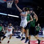 Victoria del Madrid, Derrota del Barcelona, Actualización de Desempates (ACB, MVP)