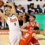 Victorias del Madrid y del Baskonia (ACB 2016-2017, J30, MVP, Playoffs)