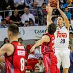 Victoria del Madrid (en Zaragoza) y Salvación del Obradoiro (ACB 2016-2017, MVP)