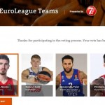 "MVP (de Colo) y ""Quinteto Ideal"" (Dončić, Honeycutt, Printezis, Udoh, @EuroLeague)"