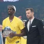 Fenerbahçe Campeón de la @EuroLeague Final Four, Udoh MVP (Victoria del Málaga)