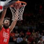 El València, Finalista ACB (MVP, Victoria, 85 a 77, +8, 108 a 76 en Valoración, +32)