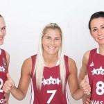 Letonia, Rival de la #SelFem en Cuartos de Final (#EuroBasketWomen2017, MVP)