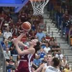 Letonia, Jugadoras Clave (#SelFem, Cuartos de Final, #EuroBasketWomen2017, MVP)