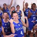 Octavos de Final contra Italia (#SelFemU19, #MunFemU19, #FIBAU19, MVP)