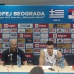 Powerfull Serbia Overplayed Greece (Belgrade Trophy, #EuroBasket2017)