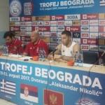 Serbia won Belgrade Trophy, Bogdanović MVP (#EuroBasket2017)