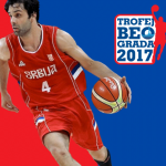 Trofej Beograda: Bogdanović, Kuzmić, Radončić, Antetokounmpo (#EuroBasket2017)