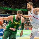Victoria en Lituania (#SelMas 2017 FEB, Preparación, #EuroBasket2017)