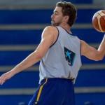 39 Quintetos en pista Distintos (#SelMas FEB 2017, Preparación, #EuroBasket2017)