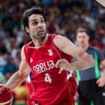 @FIBAWC: Serbia with Teodosić against Estonia and Israel (@FIBA)