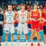 Plata (#SelMasU18, #EurMasU18, #FIBAU18Europe, MVP, Serbia Oro)