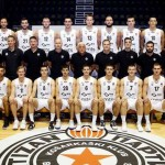 Partizan against Red Star, first Belgrade derby in this season (@ABA_League)
