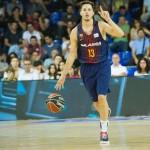 El Barcelona, Primera Victoria ACB (y Empate del Estudiantes en la @BasketballCL)
