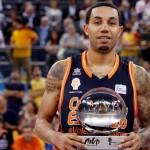 València, Campeón Supercopa ACB 2017, Segundo Título Consecutivo (Green, MVP)