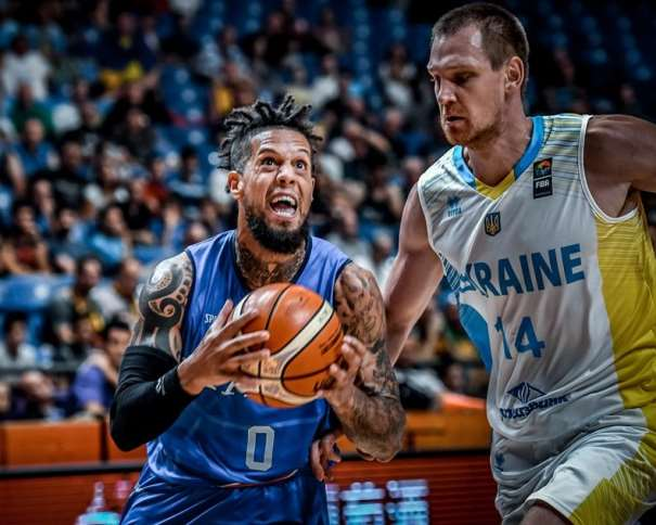 0 Daniel Hackett (ITA) - Ukraine v Italy, 2017 FIBA EuroBasket Final Round, Tel Aviv - Tel Aviv Arena(ISR), Group Phase, 2 September 2017  Photo: FIBA