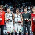 Bronce para la #SelMas, Oro para Eslovenia, (3) Goran Dragić #EuroBasket2017 MVP