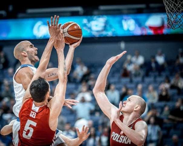 8 Nick Calathes (GRE) - Greece v Poland, 2017 FIBA EuroBasket Final Round, Helsinki - Helsinki Arena(FIN), Group Phase, 6 September 2017 Photo: FIBA