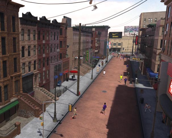 El Barrio (Neighborhood)  Imagen Gracias a 2K