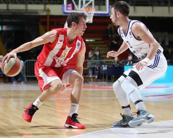 Nikola Radicevic (Photo: Crvena zvezda mts)