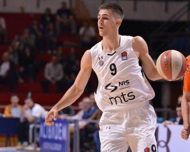 Vanja Marinkovic (Photo: Partizan NIS)