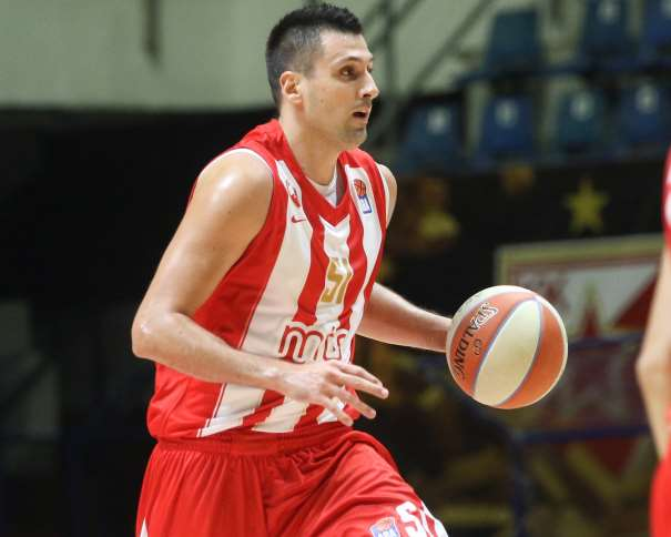 Milko Bjelica (Photo: Crvena zvezda mts)