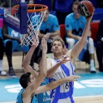 5 Equipos Invictos (ACB, Tercera Jornada, (64) Henk Norel MVP)