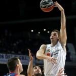 (13) Thomas Heurtel, MVP (Provisional), y Hoy, Estudiantes (@BasketballCL)