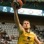 Victorias del Fuenlabrada, del Madrid y del Barcelona (ACB, (20) Ponitka MVP)
