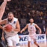 @PartizanBC without Veličković in Vilnius (@EuroCup)