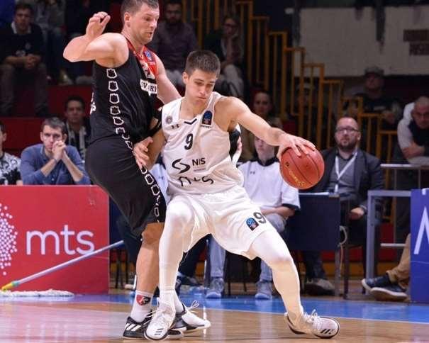 Vanja Marinkovic - Partizan NIS Belgrade (photo Partizan)