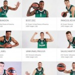 @EuroLeague: Zalgiris – Red Star, First Round