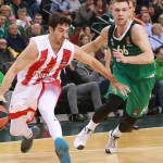 Rochestie missed winning basket, Zalgiris won 78 – 76