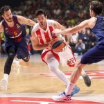 Home victory for Red Star against Barcelona (@EuroLeague)
