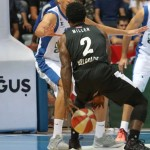 Partizan over 100 points, Red Star loss against Budućnost (@ABA_League)