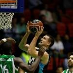Victorias del València, del Barcelona y del Baskonia, Derrota del Málaga (ACB, MVP)