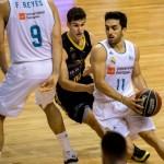 El Madrid, Único Equipo Invicto en Liga ACB ((9) Felipe Reyes, MVP)