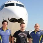 El Día Internacional del Hombre y Movember (ACB, Cáncer de Mama)