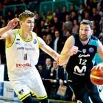 Nueva Victoria del Estudiantes en la Basketball Champions League (@BasketballCL)