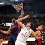 Victoria del Baskonia y Derrotas del Madrid y del Málaga (@EuroLeague, MVP)