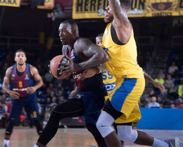 (21) Rakim Sanders Foto: euroleague.net