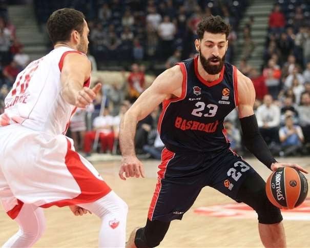 (23) Tornike Shengelia Foto: euroleague.net