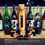 Tori-key: Lo que cené (Entrantes, 9 platos, postres y Té Genmaicha), Sake y Sansho