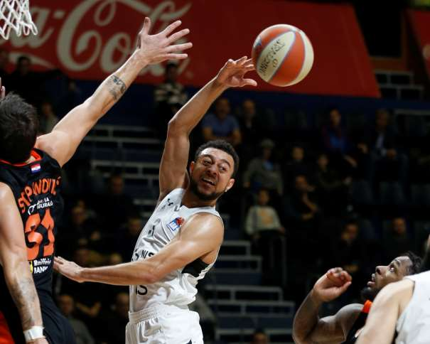 Nigel Williams-Goss (Photo: Partizan NIS)