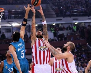 Georgios Printezis Foto: euroleague.net
